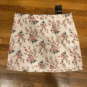 Forever 21 Plus Mini Skirt